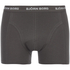 Bjorn Borg Men's 3 Pack Stripe Detail Boxer Shorts - Black: Image 2