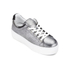 KENZO Women's K-Lace Low Top Trainers - Silver: Image 2