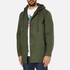 OBEY Clothing Men's Slugger Fishtail Parka Jacket - Dark Army: Image 2