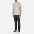 OBEY Clothing Men's OBEY Clothing Jumbled Premium Pocket T-Shirt - Grey: Image 4