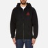 OBEY Clothing Men's Next Round 2 Zip Hoody - Black: Image 1