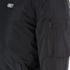 OBEY Clothing Men's Alden Bomber Jacket - Black: Image 6