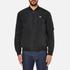 OBEY Clothing Men's Alden Bomber Jacket - Black: Image 1