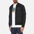 OBEY Clothing Men's Alden Bomber Jacket - Black: Image 2