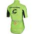 Castelli Cannondale Pro Cycling Team Gabba 2 Jersey - Green: Image 2