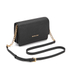 MICHAEL MICHAEL KORS Daniela Crossbody Bag - Black: Image 3