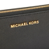 MICHAEL MICHAEL KORS Jet Set Travel Phone Purse - Black: Image 3