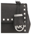 MICHAEL MICHAEL KORS Ava Stud Mini Crossbody Bag - Black: Image 4