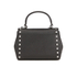 MICHAEL MICHAEL KORS Ava Stud Mini Crossbody Bag - Black: Image 6