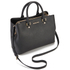 MICHAEL MICHAEL KORS Savannah Satchel - Black: Image 3
