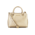 MICHAEL MICHAEL KORS Savannah Small Satchel - Gold: Image 1