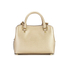 MICHAEL MICHAEL KORS Savannah Small Satchel - Gold: Image 6