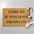 Prosecco Doormat: Image 1