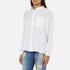 Superdry Women's Santorini Boyfriend Shirt - Optic White: Image 2