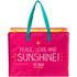 Happy Jackson Peace Medium Shopper Bag: Image 1