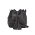 Rebecca Minkoff Women's Micro Lexi Bucket Bag - Black: Image 1
