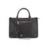 Rebecca Minkoff Women's Regan Satchel Bag - Black: Image 1