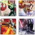 Star Wars Unleashed Artwork Coasters (Pack of 4): Image 1