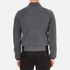 Carven Men's Zipped Blouson Jacket - Gris Grenat: Image 3