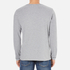 GANT Men's USA Long Sleeve T-Shirt - Grey Melange: Image 3