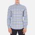GANT Men's Comfort Oxford Plaid Shirt - Clear Red: Image 1