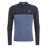 Le Shark Men's Benhill Long Sleeve Polo Shirt - Bijou Blue: Image 1