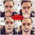 Dessous de Verre Face Mats: Image 1