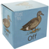 Duck Off Mug - White/Brown: Image 2