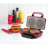 American Originals EK2005 Hot Grill Fun Cooking Burger Maker: Image 2