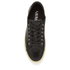 Lauren Ralph Lauren Women's Waverly Leather Trainers - Black: Image 3