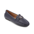Lauren Ralph Lauren Women's Carley Leather Loafers - Modern Navy: Image 2