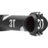 3T Arx II Pro Alloy +/- 17 Degrees Stem - Black/White: Image 3