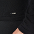HUGO Men's San Gottardo Quarter Zip Jumper - Black: Image 6
