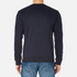 HUGO Men's Dapone Logo Crew Neck Sweatshirt - Navy: Image 3