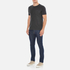 YMC Men's Wild Ones T-Shirt - Black: Image 4