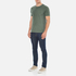 YMC Men's Wild Ones T-Shirt - Green: Image 4