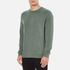 YMC Men's Almost Grown Sweatshirt - Green: Image 4