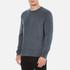 YMC Men's Almost Grown Sweatshirt - Navy: Image 2