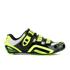 Force Race Carbon Cycling Shoes - Black/Fluro: Image 1