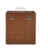 GPO Retro Portable Carry Case for LP Records and 12-Inch Vinyl - Brown: Image 3