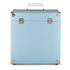 GPO Retro Portable Carry Case for LP Records and 12-Inch Vinyl - Blue: Image 3