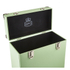 GPO Retro Portable Carry Case for LP Records and 12-Inch Vinyl - Green: Image 4