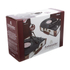 GPO Retro Ambassador Brief Case Turntable - Cream/Tan: Image 7