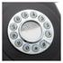 GPO Retro 746 Push Button Telephone - Black: Image 2
