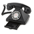 GPO Retro 1929S Classic Carrington Push Button Telephone - Black: Image 2