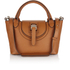 meli melo Women's Halo Mini Tote Bag - Tan: Image 1