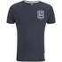 Crosshatch Men's Hicker Graphic T-Shirt - Night Sky: Image 1