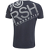 Crosshatch Men's Hicker Graphic T-Shirt - Night Sky: Image 2