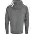 Crosshatch Men's Ozment Borg Lined Hoody - Forged Iron: Image 2