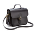 The Cambridge Satchel Company Women's Large Traveller Bag with Side Pockets - Black: Image 4
